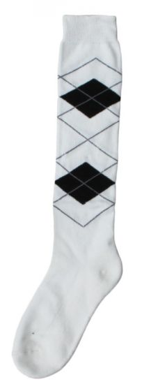 Hofman Kniestrümpfe RE 35/38 White/Black