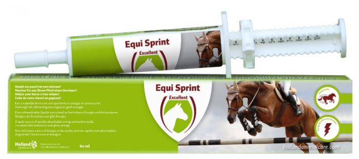 "Hofman Equi Sprint ""Energieexplosion"""