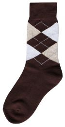 Hofman Rider Socke Brown 43/46