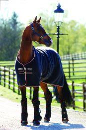 Horseware Rambo Deluxe Fleece 160 cm Schwarz