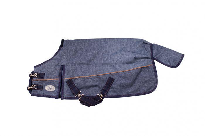 MHS Turnoutdecke Jeans 300 Gram