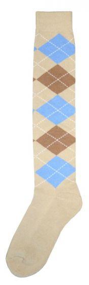 Hofman Kniestrümpfe RE 35/38 Blue/Brown