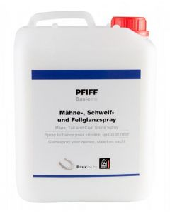 PFIFF Basicline Mähnen-, Schweif- und Fellglanzspray