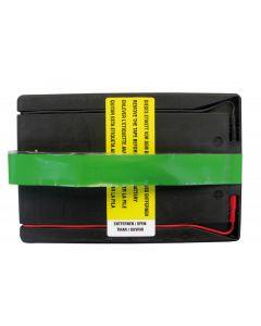 Alkalische-Trockenbatterie 9V/170 AH