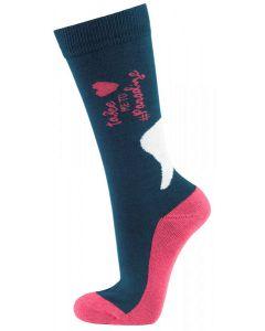 PFIFF Socke & # 39; SOULHORSE & # 39; Trikolore