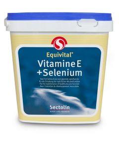 Sectolin Equivital Vitamin E + Selen 3 kg