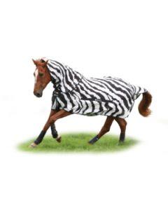 Bucas Buzz Off Zebra & Nacken