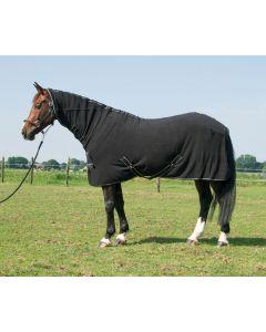 Harry's Horse Fleece Teppich Deluxe mit Hals