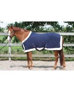 Harry's Horse fleecedecke Prunkmodell mit Bauchlatz