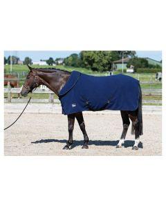 Harry's Horse Fleecedecke mit Rollkragen