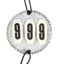 PFIFF Kopfnummern mit Strass