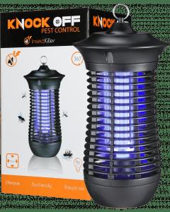 Knock Off Insektenlampe abschlagen