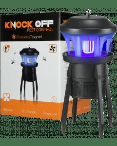 Knock Off Mückenlampe abschlagen