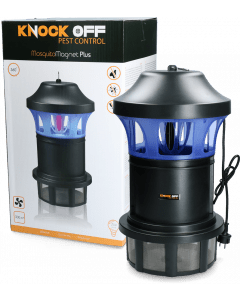Knock Off Mückenlampe Plus abschlagen