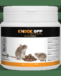 Knock Off Reward Pellets für Mäuse und Ratten