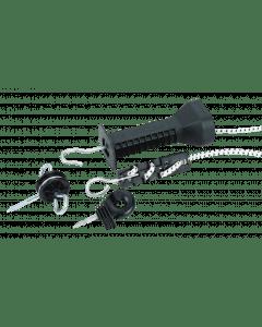 Impuls Torgriff Elastischer Reißverschlusssatz