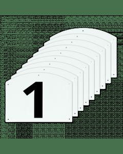 Vplast Sprungnummern 1 bis 9 anzeigen