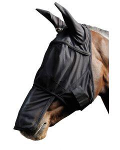 Harry's Horse Fliegenmaske mit Ohren und Nasenstück
