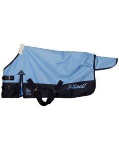 Harry's Horse Weichen Decke 0gr STOUT! Blau
