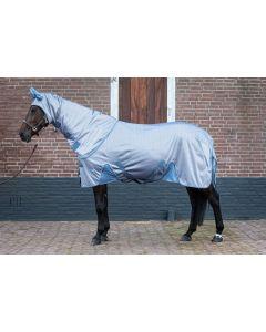 Harry's Horse Flysheet Mesh Reflektierend mit lockerem Hals