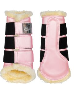 Harry's Horse Beinschutz Flex Trainer Pink Passion