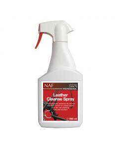 NAF Sheerluxe Leder Reinigungsspray