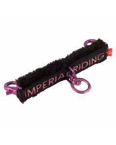 Imperial Riding Längeres Longierbrille mit Pelzmomenten