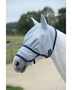 Bucas Buzz-Off-Maske mit Nase