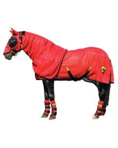 Hofman Horse Armor Knockdown Blatt