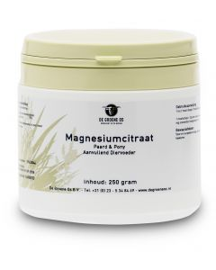 Sectolin Magnesium Citrate Horse & Pony - Der grüne Ochse 250 g