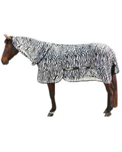 Hofman Fliegendecke Zebra inklusive Hals