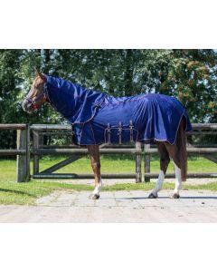 QHP Blanket Fly Combo Kollektion mit Hals