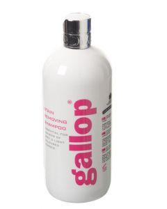 CDM Entfernen von Shampoo-Galoppflecken